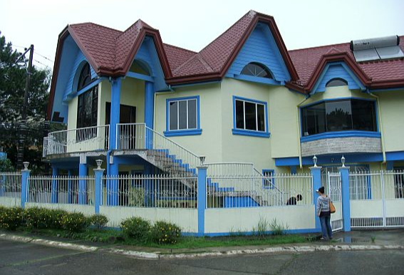 House and lot in Subdivision